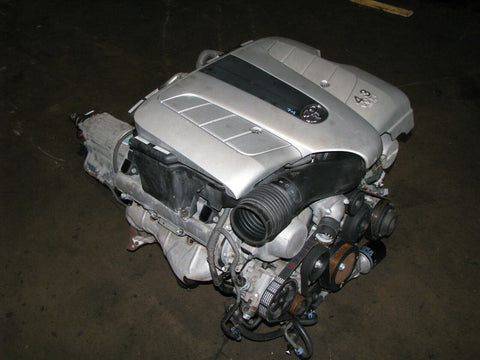 Lexus 3UZ-FE VVTi V8 Engine and Transmission LS430 GS430 SC430