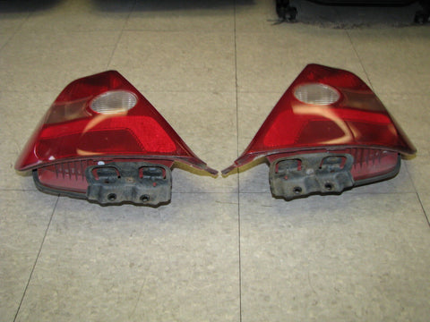 JDM Honda Civic Type R SIR EP3 Tail Lights OEM Tail Lamps 2001-2003