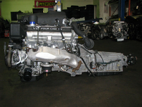 JDM Toyota 1UZ-FE Engine and Automatic Transmission 1994-1997 LS400 Celsior 1UZ