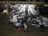 JDM Toyota 1JZ Engine and 5 Speed R154 Transmission 1JZ-GTE Twin Turbo