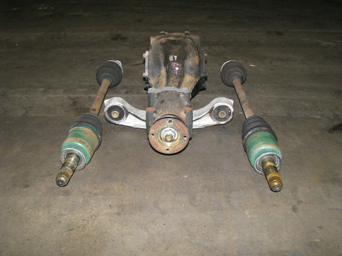 JDM Subaru Impreza WRX STi LSD Differential Axle R180 Version 7 3.90 Ratio EJ207