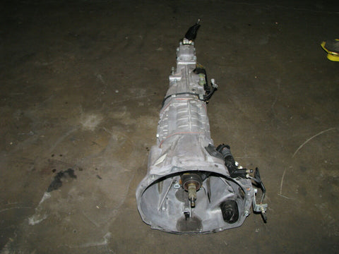JDM 03-08 Mazda RX8 13B 1.3L 6 Speed Manual RWD Transmission