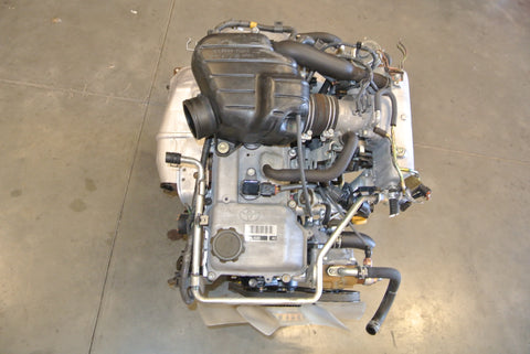 JDM Toyota 3RZ Engine 2001-2004 Tacoma T100 2.7L Coil Type 3RZ-FE 4 Port