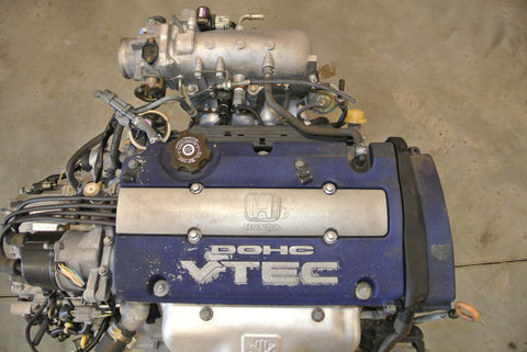 JDM Honda H23A Engine DOHC VTEC 2.3L PDE Head Accord Prelude (No Transmission)