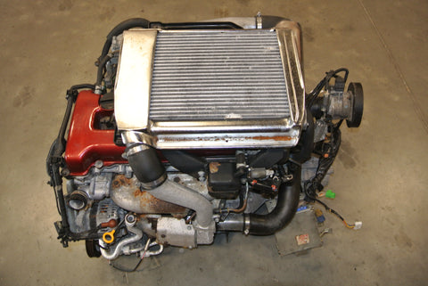 JDM Nissan SR20DET Engine Pulsar GTiR AWD 5 Speed N14 SR20