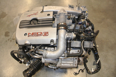 JDM Nissan RB25DET NEO Engine Turbo 2.5L AWD Model Skyline Stagea RB25