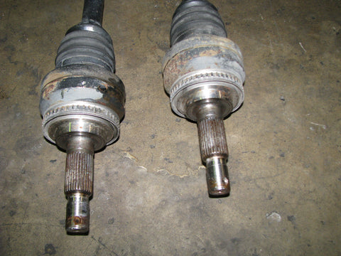 JDM Toyota Aristo JZS147 Soarer JZZ30 Open Differential and Axles 2JZ-GTE 1JZ