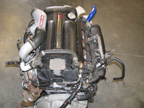 JDM Nissan RB26 Engine R33 Skyline GTR RB26DETT Twin Turbo ECR33