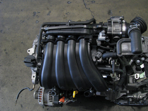 2007-2012 Nissan Versa MR18 Engine 1.8L MR18DE (Engine Only)