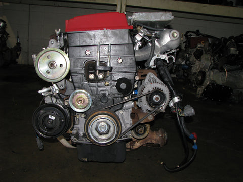 JDM Honda Integra B18C Type R Engine and 5 Speed LSD Transmission 98 Spec