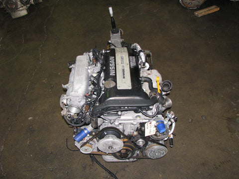 JDM Nissan SR20DET S14 Engine and Transmission SR20 Silvia 240SX Turbo