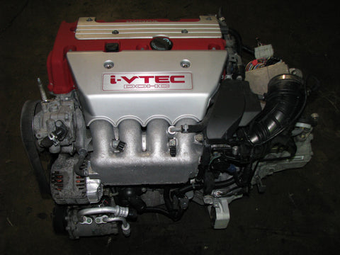 JDM Honda K20A Type R Engine DC5 Integra RSX LSD 6 Speed Transmission