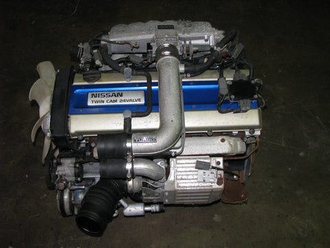 JDM Nissan RB20 Engine RB20DET Turbo R32 Skyline Longblock
