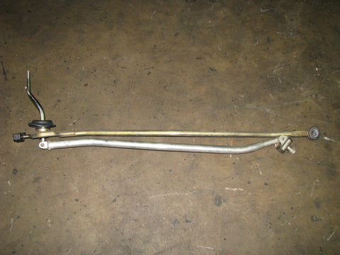 JDM Honda DC2 Acura Integra Shift linkage with SPOON Gear Change Rod and SPOON mount bushing