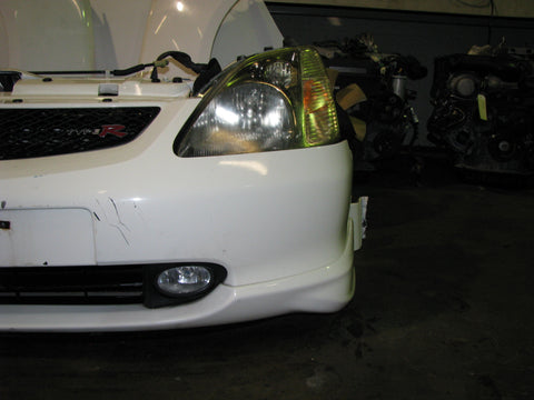 JDM Honda Civic Type R Front Conversion Nose Cut & Side Skirts EP3 K20A CTR