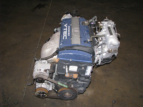 JDM Honda F20B DOHC VTEC Engine Accord Prelude