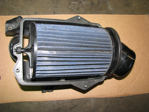 JDM Honda Integra Type R OEM Air Box with Blitz filter B18C P73 VTEC B18C5