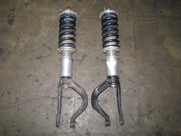 JDM HONDA CRX CIVIC ADJUSTABLE SUSPENSION ZEAL COILOVERS SHOCKS