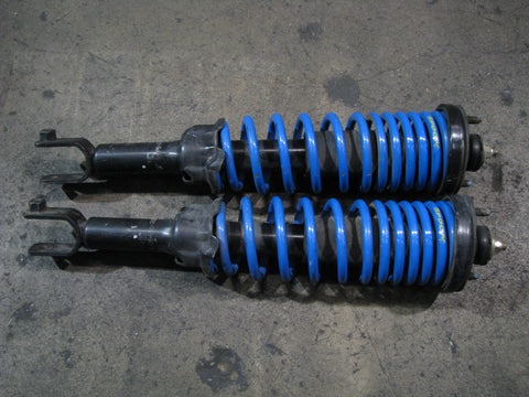 JDM Honda Civic EK9 Rear Suspensions with Spoon Springs