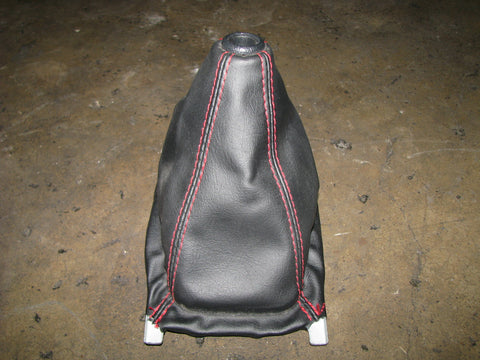 JDM 94-01 Honda Acura Integra Type R DC2 Red stitchening Shift Boot RHD