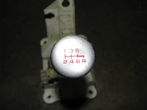 JDM 02-06 Honda Integra Acura RSX Type R DC5 OEM Shifter Box 6 Speed Shift Knob