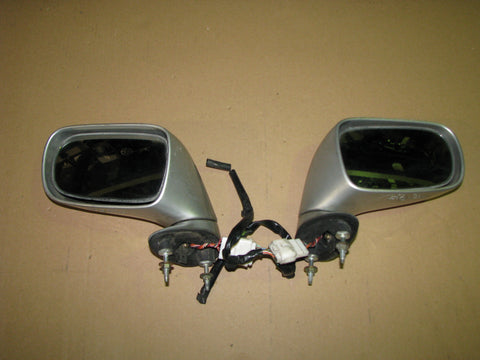 JDM GENUINE TOYOTA 93-98 Supra MK4 New Left & Right Side View Mirrors Set