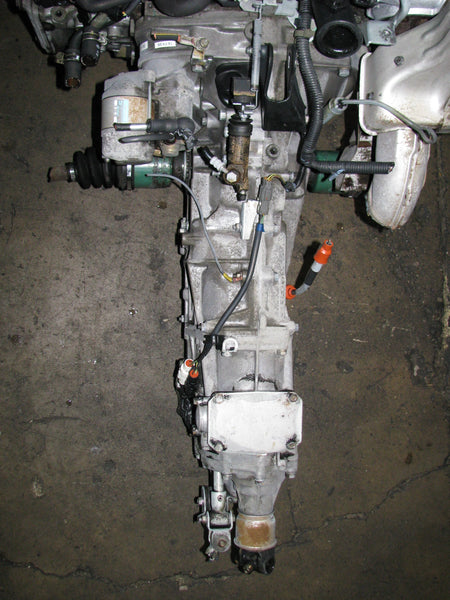 JDM Subaru EJ20G Turbo 5 Speed Transmission 1993-1997 Impreza WRX 2.0L TY752VB3CA