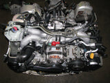 JDM Subaru EJ208 Engine Twin Turbo Legacy GTB (No Transmission)