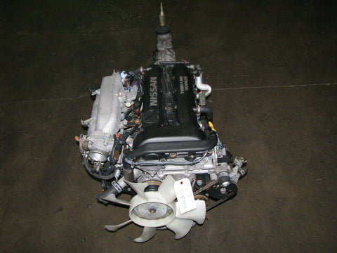 JDM Nissan SR20DET S15 Engine and 6 Speed Transmission SR20 Silvia