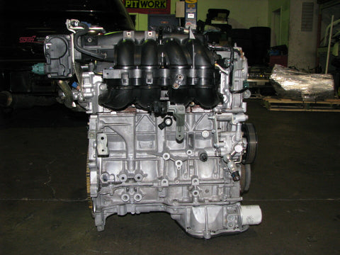 2002-2006 Nissan Sentra Altima Engine QR20 Replacement for QR25