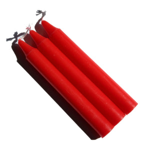 Red Mini Spell Candles