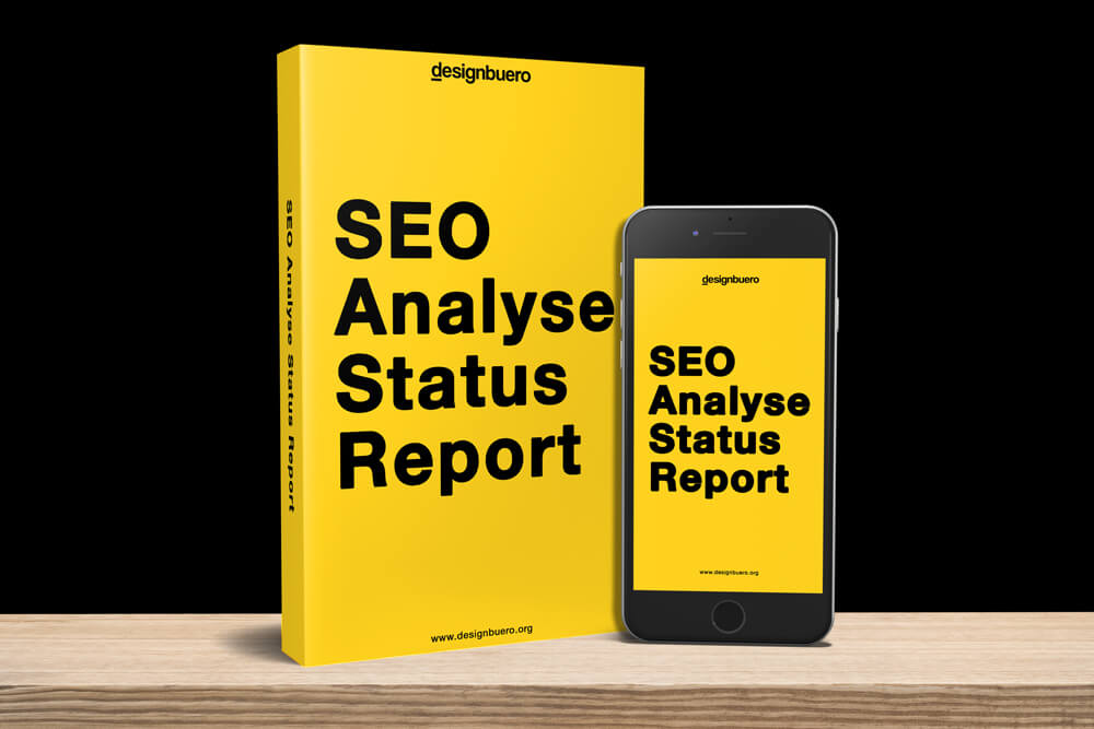 SEO Analyse Status Report