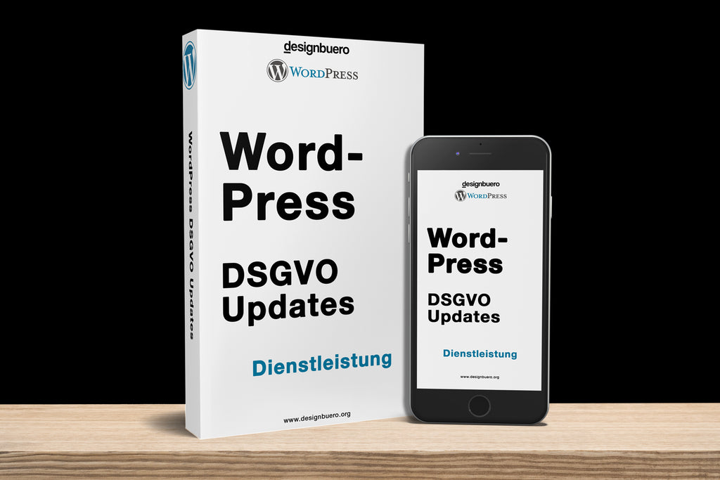 WordPress DSGVO Updates