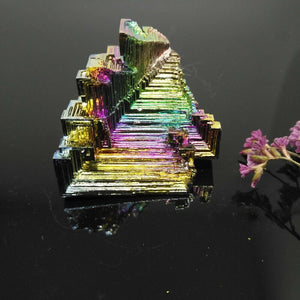 Colorful Bismuth Crystal (30g - 40g)