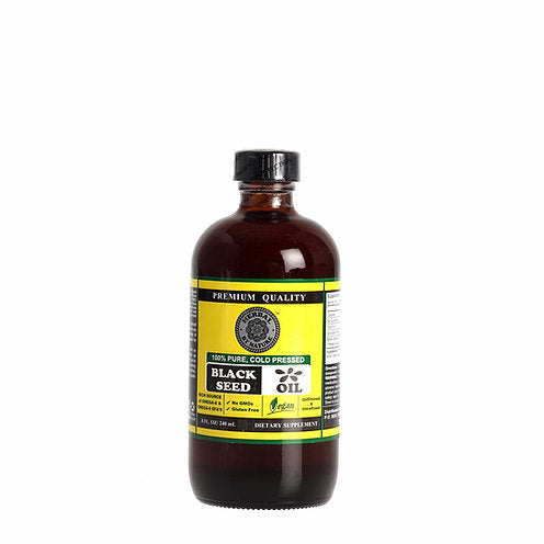 Black Seed Oil- Cold Pressed