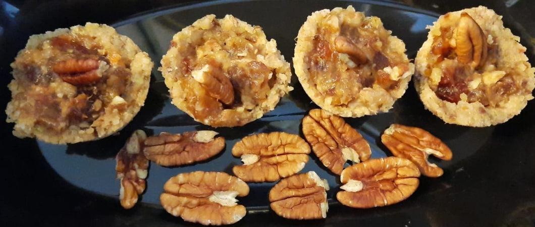 Petite Raw Pecan Pies (MANHATTAN/BRONX ONLY)