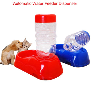 Pet Automatic Water Feeder Dispenser