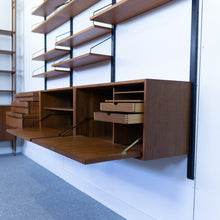 Afbeelding in Gallery-weergave laden, Cado Royal System Wall Unit van Poul Cadovius