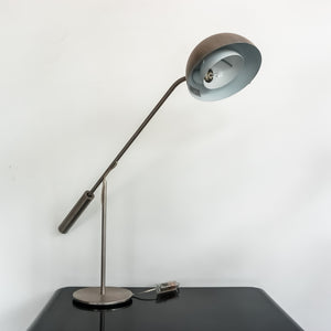 Metalen bureaulamp