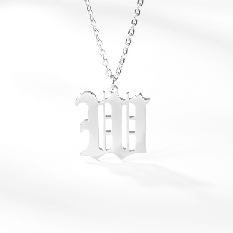 Initial Necklaces Initial Necklaces - dailypersonalized.comCAVSUAT Store