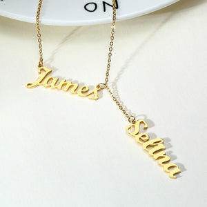 Personalized Promissum Name Necklaces Personalized Promissum Name Necklaces - dailypersonalized.comMyfresty Official Store