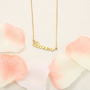 Personalized Name Necklace Personalized Name Necklace - dailypersonalized.comJewelOra