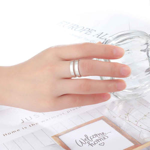 Personalized Sticks Ring