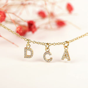 Personalized Necklaces Letters Personalized Necklaces Letters - dailypersonalized.comCAVSUAT Store