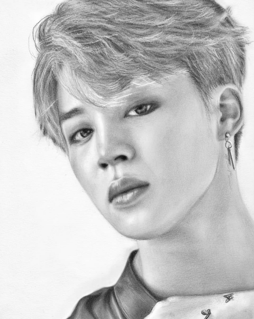 Assemble all the Jimin's fans and draw together (Part II)