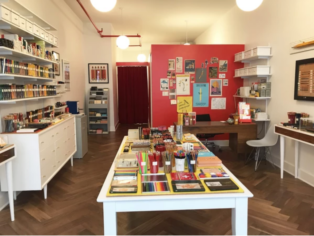 We Are in CW Pencil Enterprise | Most Instagrammable Stationery Store