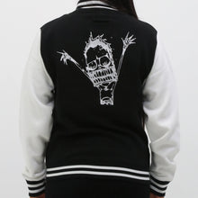 Load image into Gallery viewer, LUNA-TIC Lettermen embroidered jacket