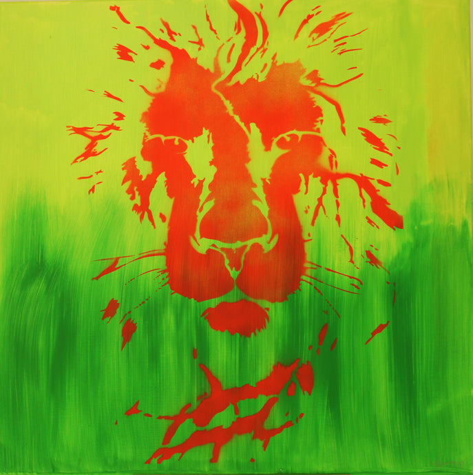 LION green/red