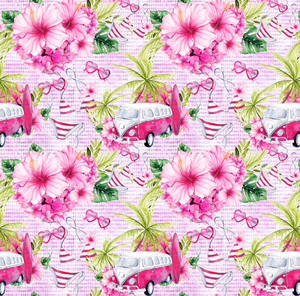 PRE ORDER Tropical Kombis - MM Fabric Print