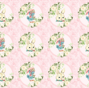 PRE ORDER Vintage Easter - MM Fabric Print
